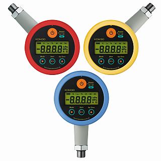 (株)クローネ デジタル圧力計 KDM30